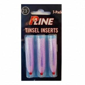 "Squid 1 Packages P Line Squid Insert 2.5""[Pink]"